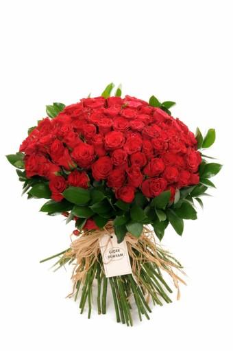 Premium Kırmızı Güller
